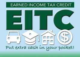 EITC You earned it. Don't leave it behind.