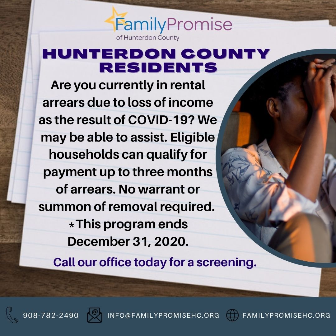 Covid 19 Housing Assistance Nj 211